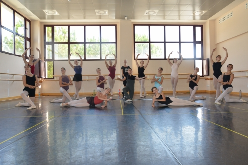 Alicante 2020 - Russian Masters Ballet Camp