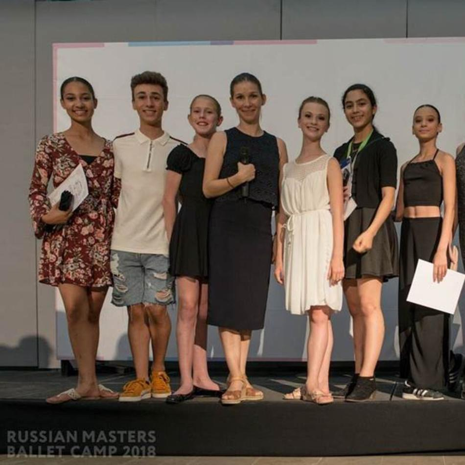 SCHOLARSHIPS FOR RUSSIAN MASTERS 2019