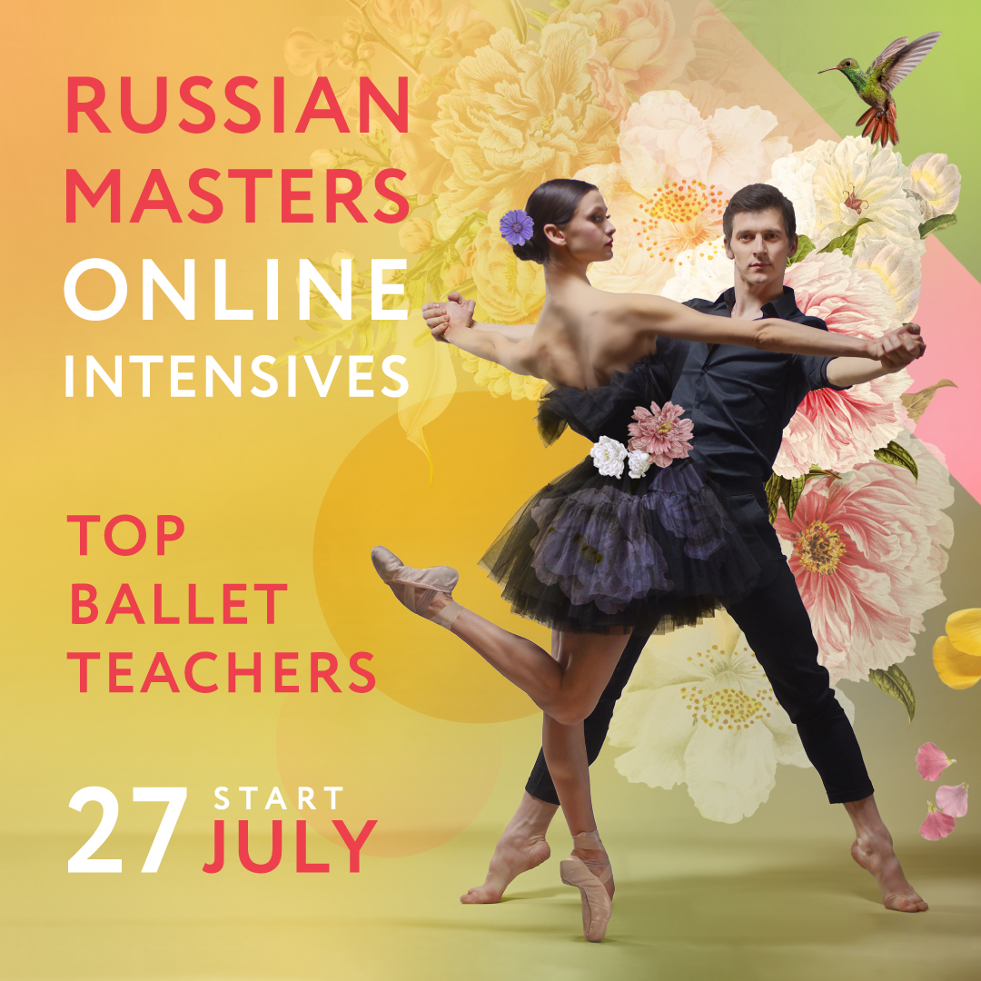 RUSSIAN MASTERS ONLINE INTENSIVES