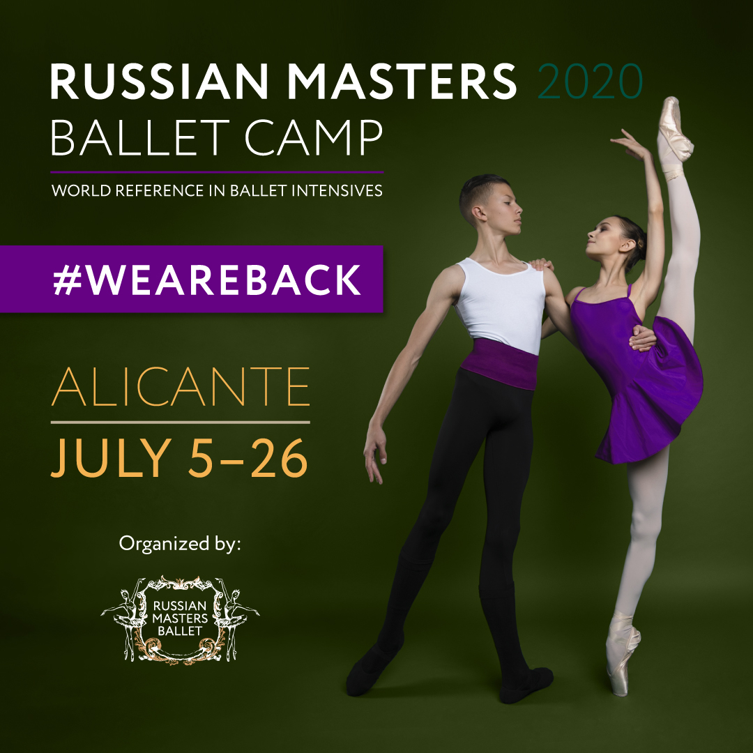 BALLET CAMP RETURNS