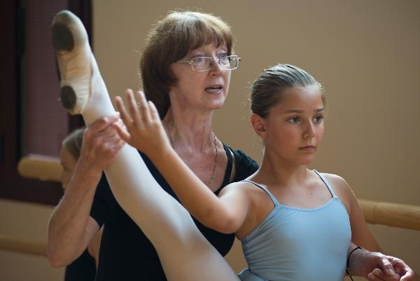 Natalia Pavlikova Teacher