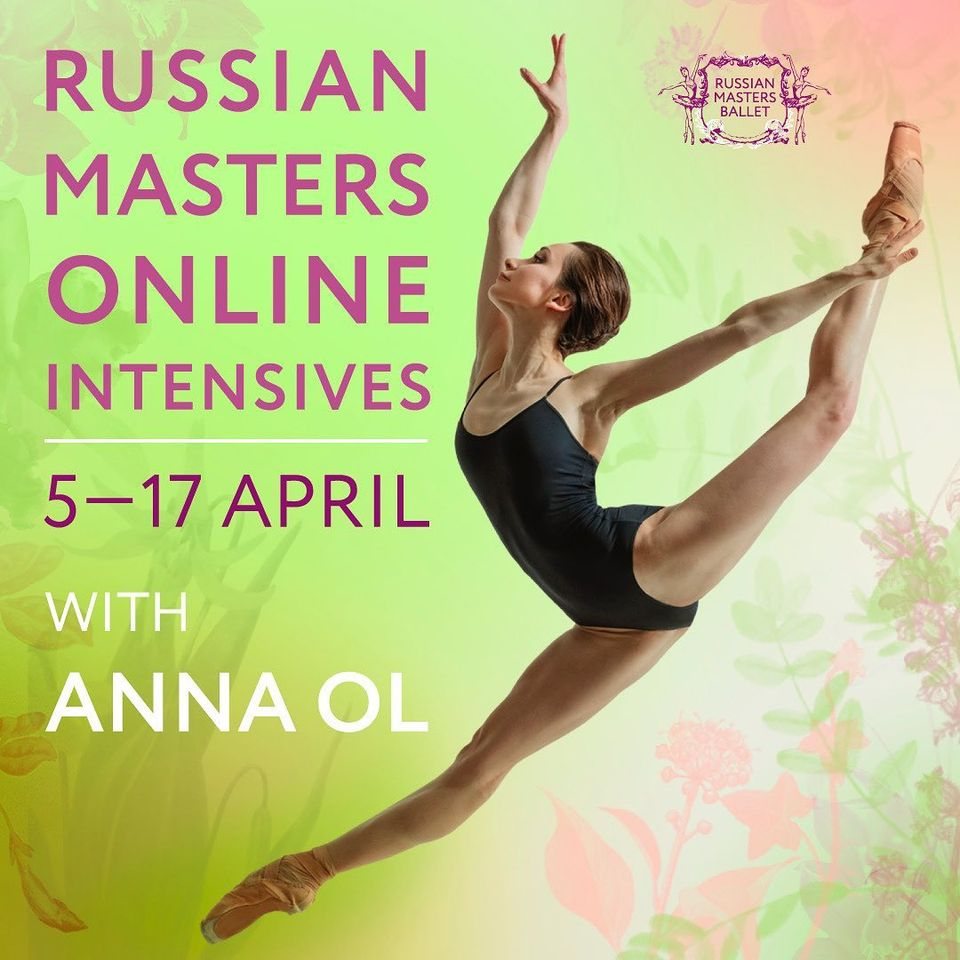 RMB Spring Online Intensive with Anna Ol