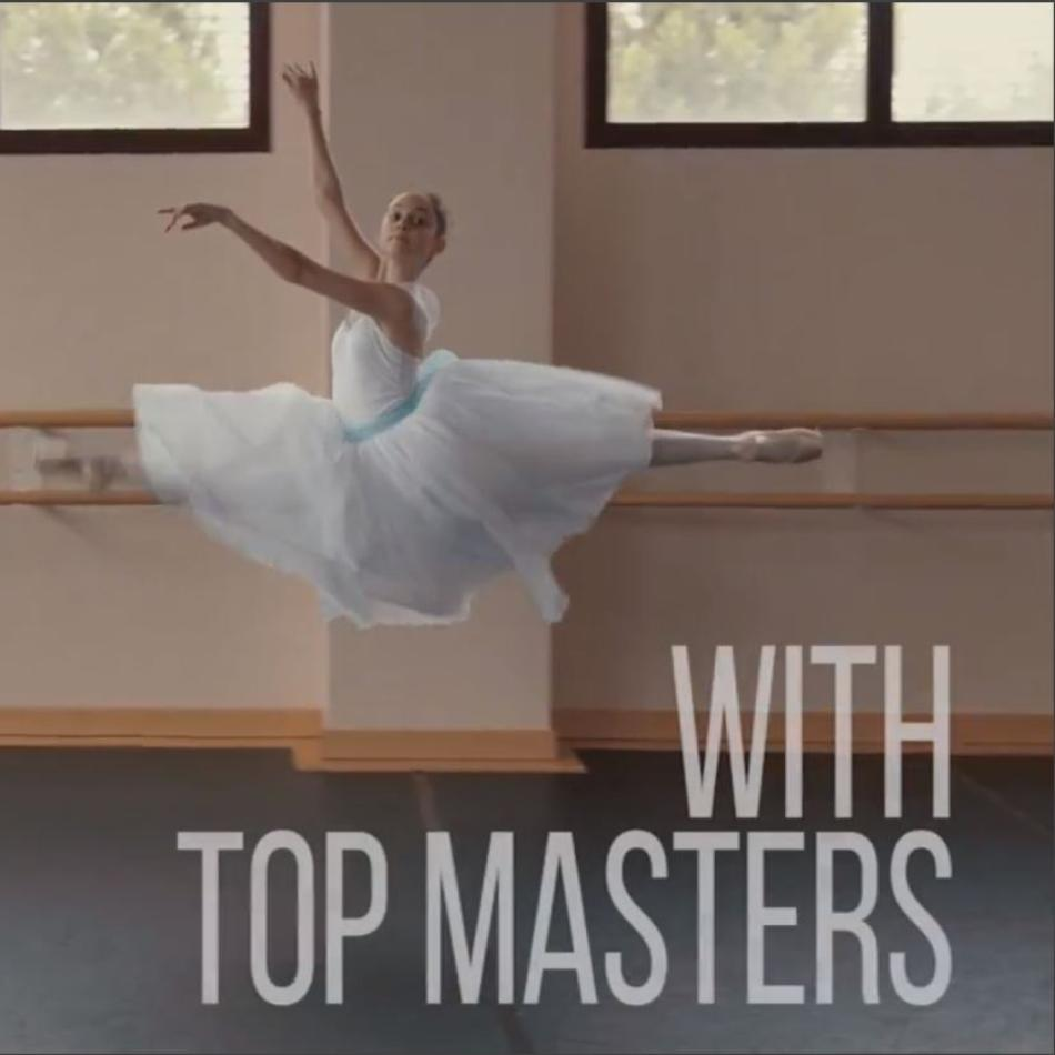 TRAILER RUSSIAN MASTERS BALLET CAMP 2017