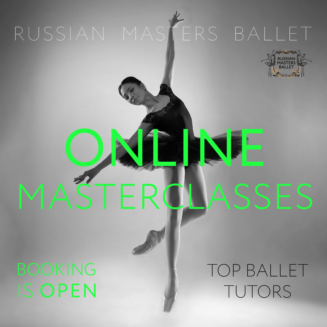NEW SCHEDULE OF MASTERCLASSES