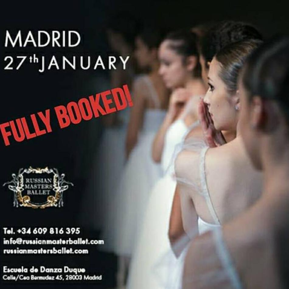 AUDITION OF MADRID