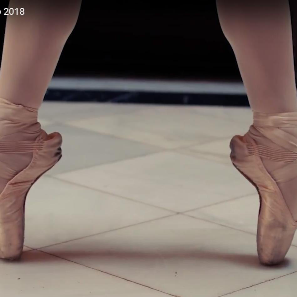 OFFICIAL TRAILER OF RUSSIAN MASTERS BALLET CAMP 2018