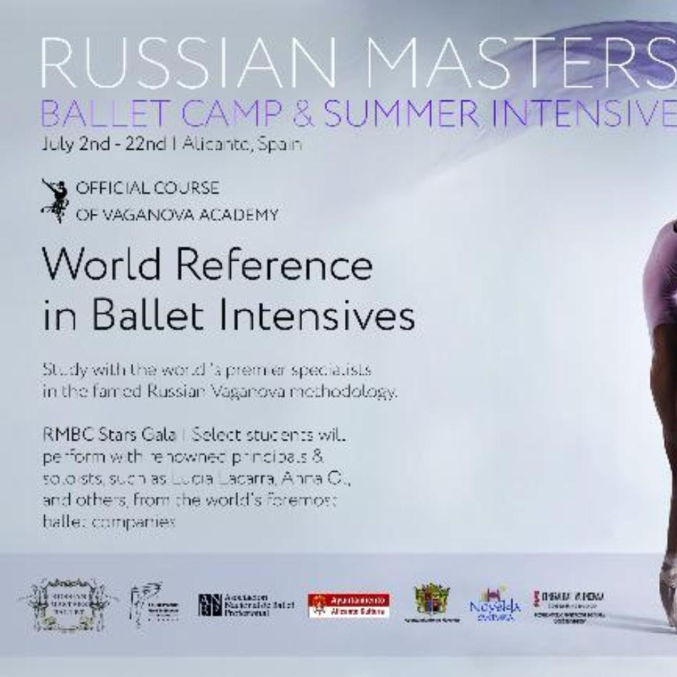 AN OFFICIAL COURSE AUTHORISED BY THE VAGANOVA ACADEMY