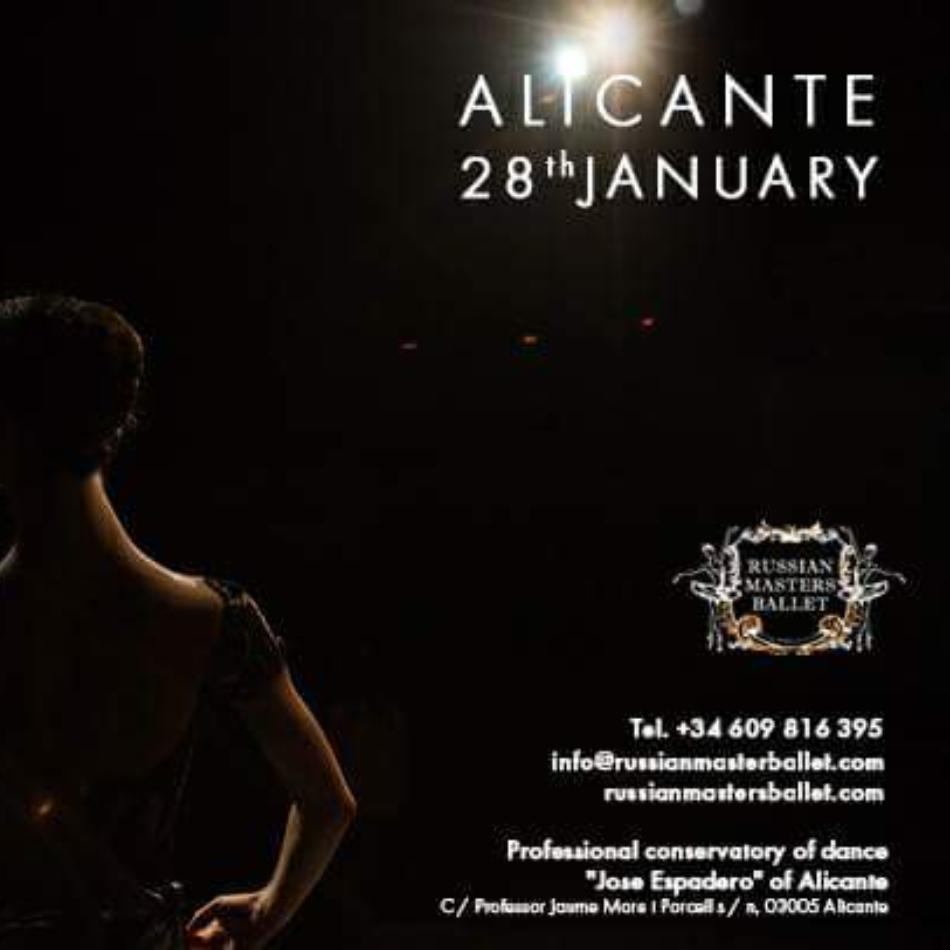 ALICANTE AUDITION